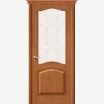 Двери из массива с отделкой