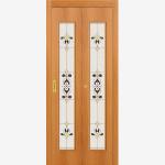 Складные двери Ламинированные