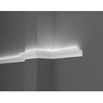 Потолочный плинтус (карниз) с подсветкой