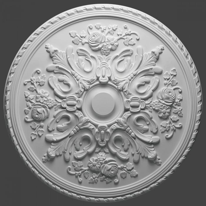 Розетка потолочная Европласт® 1.56.025