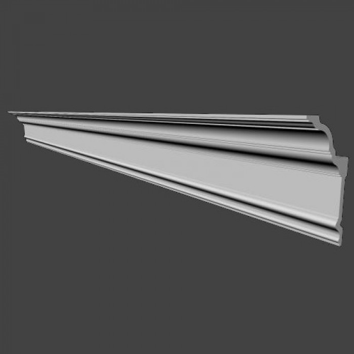 Плинтус потолочный Glanzepol® GP-79