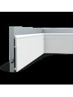 Плинтус напольный Orac Decor AXXENT® SX156 High Heels