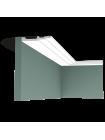 Плинтус напольный Orac Decor AXXENT® SX180 High Line