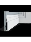 Плинтус напольный Orac Decor AXXENT® SX181 High Line