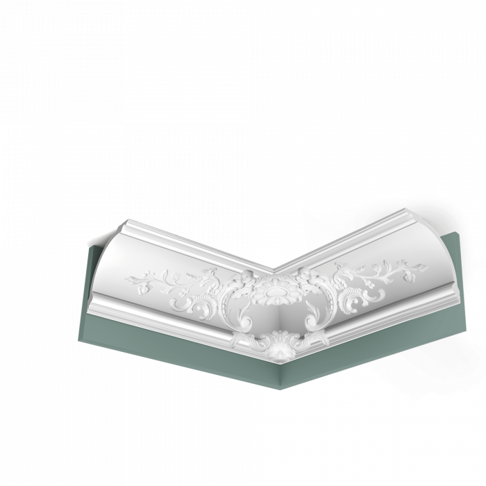 Потолочный плинтус OracDecor® C338B