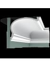 Потолочный плинтус OracDecor® C343