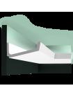 Потолочный плинтус OracDecor® C352 Flat