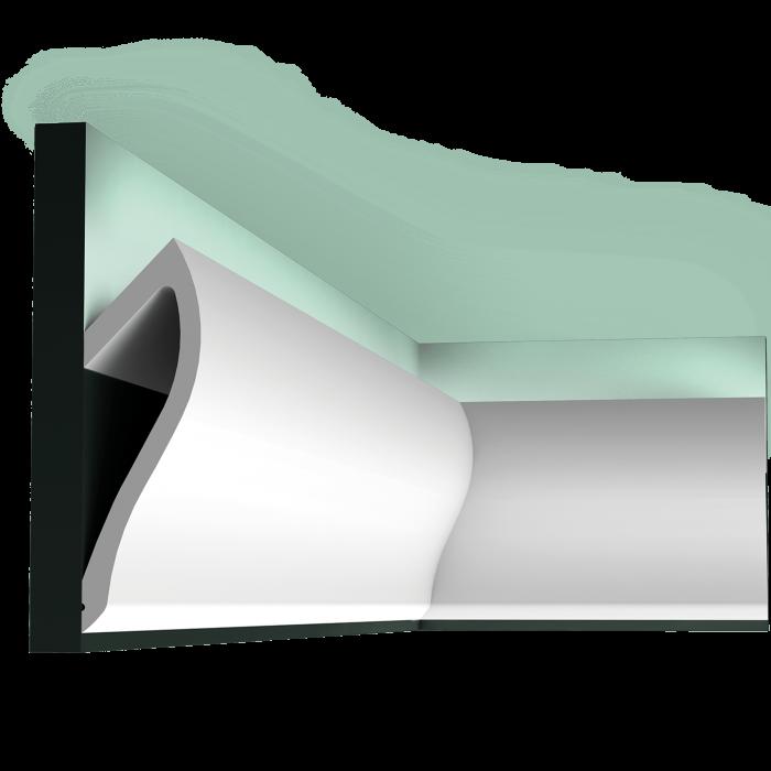 Потолочный плинтус OracDecor® C371 Shade