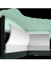 Потолочный плинтус OracDecor® C372 Fluxus
