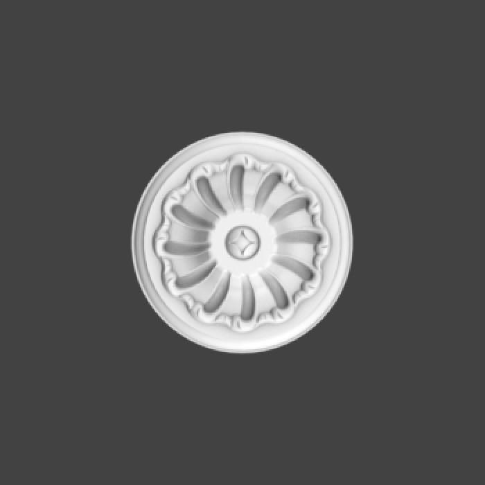 Розетка потолочная OracDecor® R10