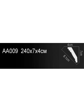 Потолочный плинтус Perfect® AA009