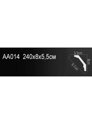Потолочный плинтус Perfect® AA014