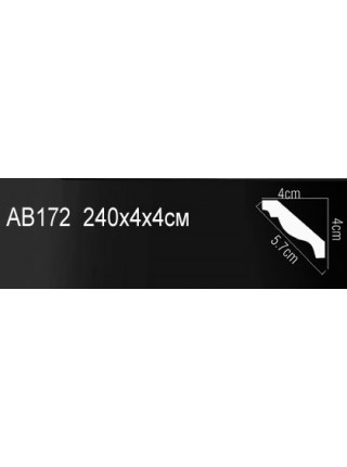 Потолочный плинтус Perfect® AB172