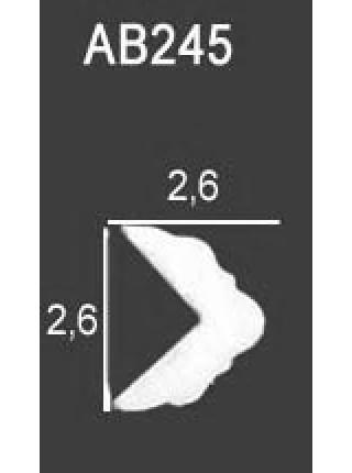 Потолочный плинтус Perfect® AB245