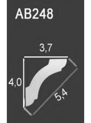 Потолочный плинтус Perfect® AB248