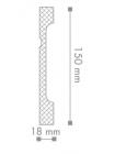 Плинтус напольный NMC Wallstyl® FD15