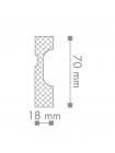 Плинтус напольный NMC Wallstyl® FD7